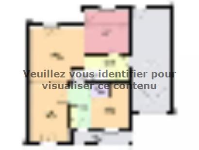 Maison neuve  à  Courcelles-Chaussy (57530)  - 289000 € * : photo 1