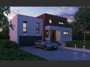 Maison neuve à Courcelles-Chaussy (57530)<span class='prix'> 329990 €</span> 329990