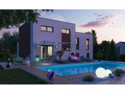 Maison neuve  à  Courcelles-Chaussy (57530)  - 329990 € * : photo 2