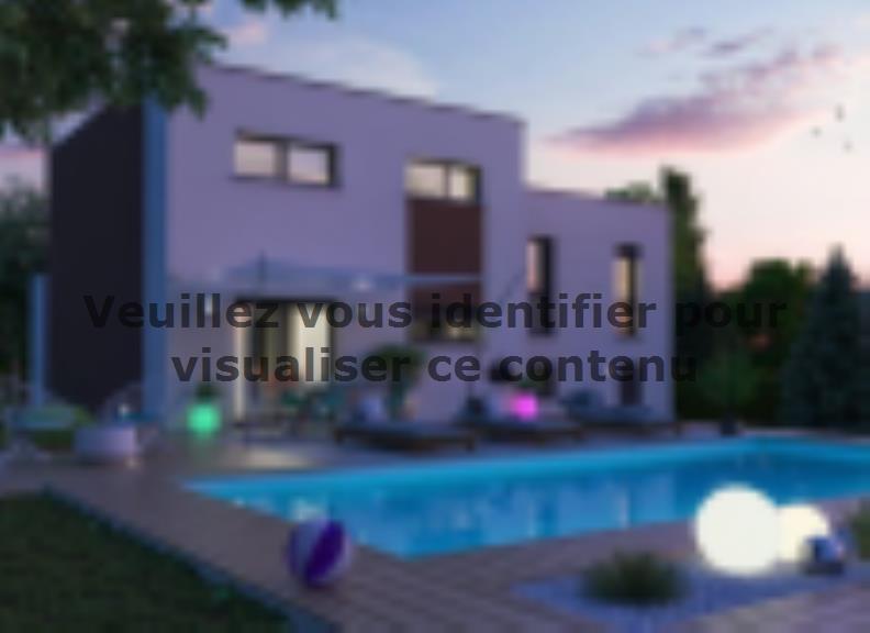 Maison neuve Courcelles-Chaussy 329990 € * : vignette 2