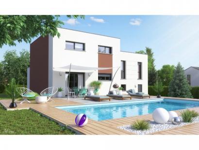 Maison neuve  à  Courcelles-Chaussy (57530)  - 329990 € * : photo 4