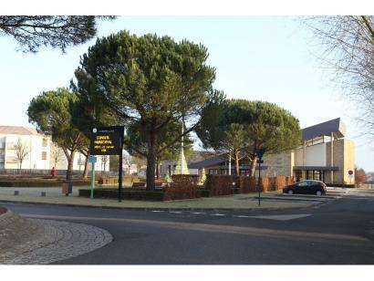 Terrain à vendre  à  Fontaine-le-Comte (86240)  - 110000 € * : photo 3
