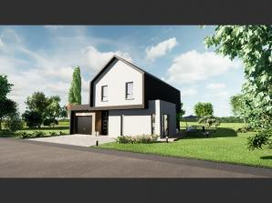 Maison neuve à Rustenhart (68740)<span class='prix'> 406000 €</span> 406000