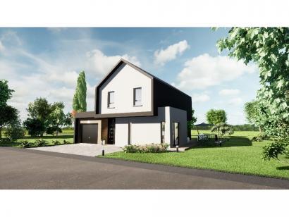 Maison neuve  à  Rustenhart (68740)  - 406000 € * : photo 1