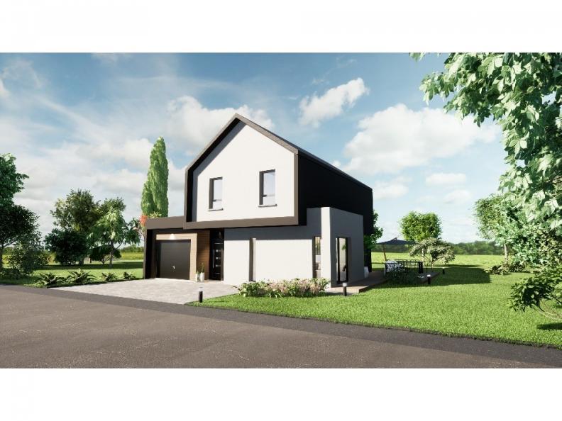 Maison neuve Rustenhart 406000 € * : vignette 1