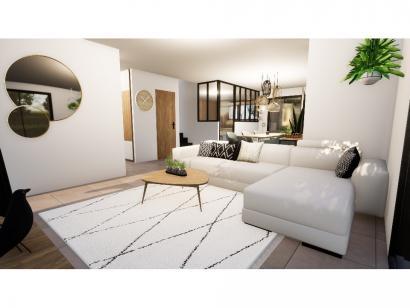 Maison neuve  à  Rustenhart (68740)  - 406000 € * : photo 5