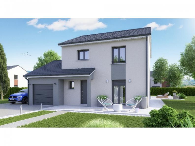 Maison neuve Rémilly 247000 € * : vignette 1