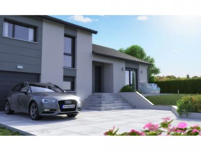 Maison neuve  à  Rémilly (57580)  - 249000 € * : photo 5