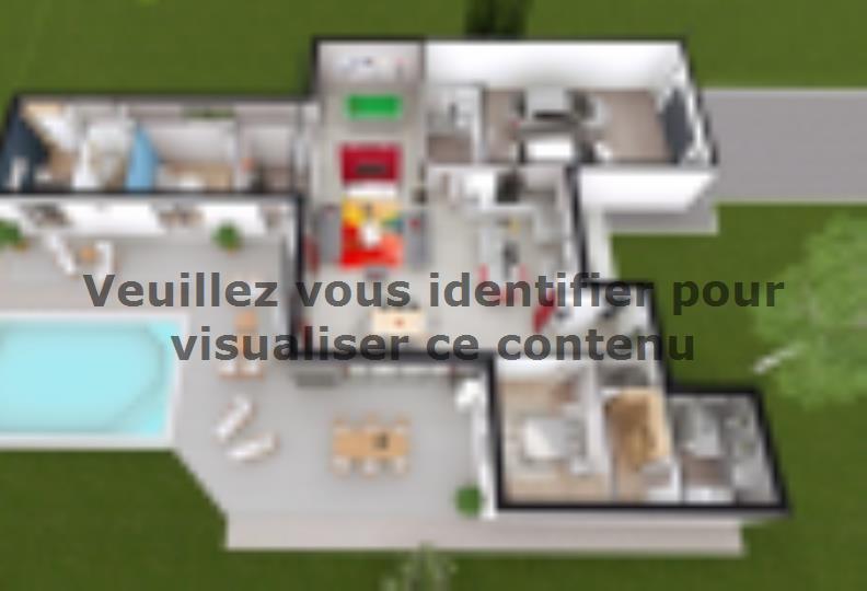 Maison neuve Fontaine-le-Comte 440000 € * : vignette 2