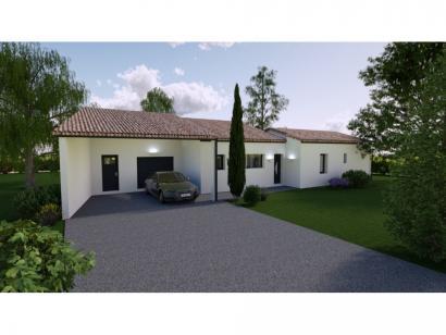 Maison neuve  à  Fontaine-le-Comte (86240)  - 310000 € * : photo 1
