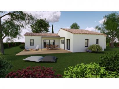 Maison neuve  à  Fontaine-le-Comte (86240)  - 310000 € * : photo 2