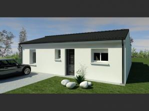 Maison neuve à Fontaine-le-Comte (86240)<span class='prix'> 153400 €</span> 153400