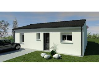 Maison à construire à Fontaine-le-Comte (86240)