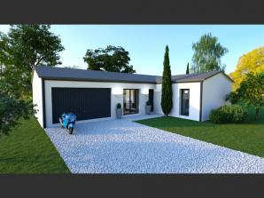 Maison neuve à Fontaine-le-Comte (86240)<span class='prix'> 186000 €</span> 186000