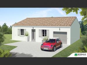 Maison neuve à Fontaine-le-Comte (86240)<span class='prix'> 188000 €</span> 188000