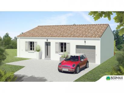 Maison neuve  à  Fontaine-le-Comte (86240)  - 188000 € * : photo 1