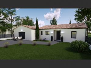 Maison neuve à Fontaine-le-Comte (86240)<span class='prix'> 214000 €</span> 214000