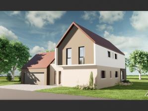 Maison neuve à Rustenhart (68740)<span class='prix'> 475520 €</span> 475520
