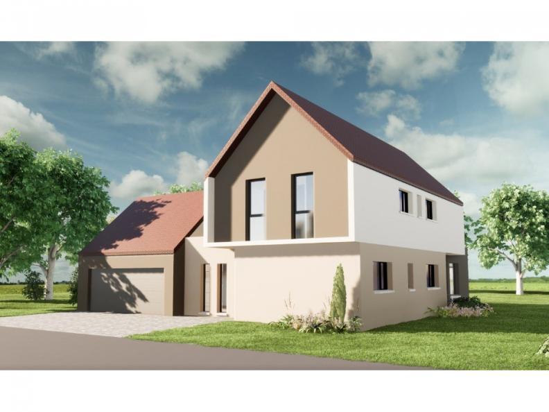 Maison neuve Rustenhart 475520 € * : vignette 1
