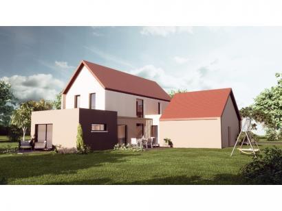 Maison neuve  à  Rustenhart (68740)  - 475520 € * : photo 3