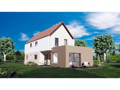 Maison neuve  à  Rustenhart (68740)  - 475520 € * : photo 4