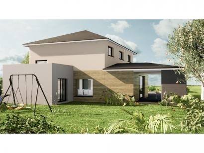 Maison neuve  à  Rustenhart (68740)  - 519620 € * : photo 1