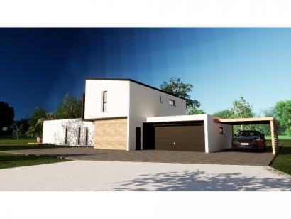Maison neuve  à  Rustenhart (68740)  - 519620 € * : photo 3