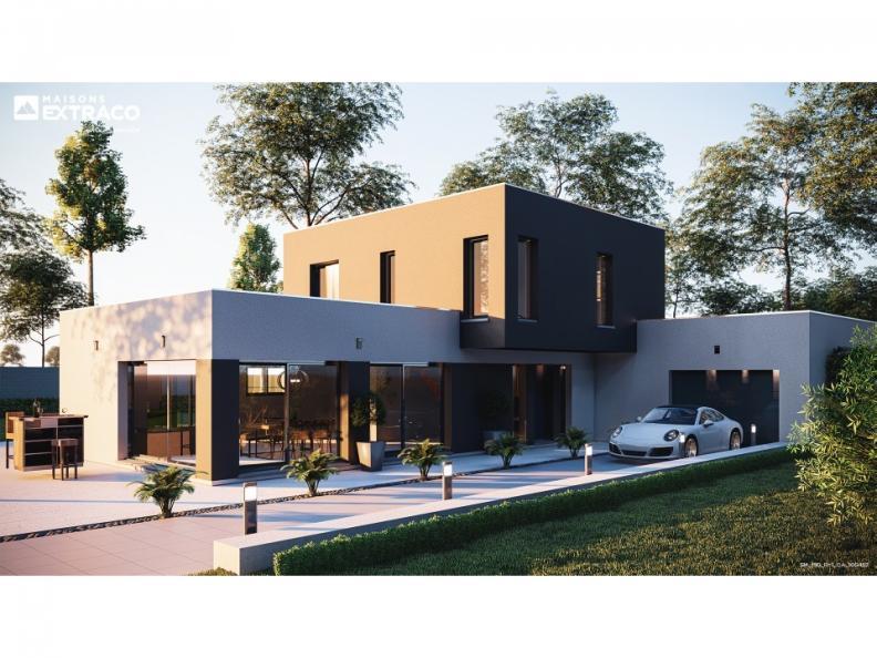 Modèle de maison SM_150_R+1_GA_100452 : Vignette 1
