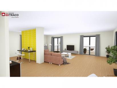 Modèle de maison SM_317_ETG_SS_96406 5 chambres  : Photo 3