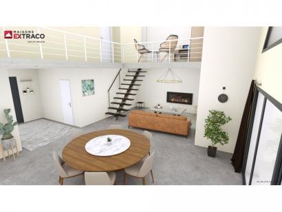 Modèle de maison SM_183_ETG_GA_100776 3 chambres  : Photo 3
