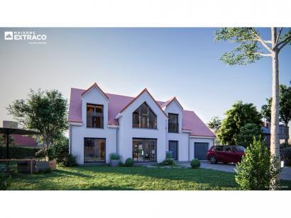 Modèle de maison SM_162_ETG_GA_103454 4 chambres  : Photo 1
