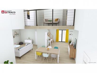Modèle de maison SM_162_ETG_GA_103454 4 chambres  : Photo 3