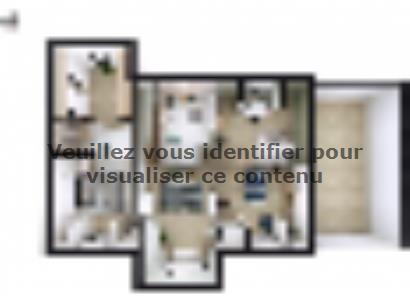Plan de maison SM_162_ETG_GA_103454 4 chambres  : Photo 2