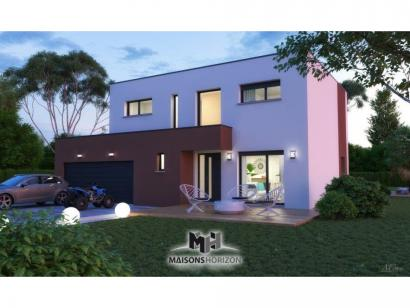 Maison neuve  à  Lorry-Mardigny (57420)  - 297000 € * : photo 1