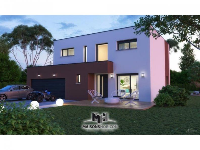 Maison neuve Lorry-Mardigny 297000 € * : vignette 1