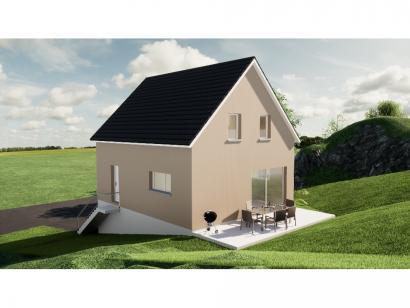 Maison neuve  à  Wingen-sur-Moder (67290)  - 259900 € * : photo 3