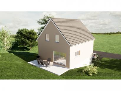 Maison neuve  à  Wingen-sur-Moder (67290)  - 259900 € * : photo 4