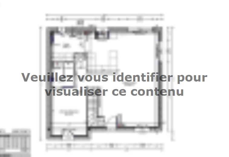 Maison neuve Pocé-sur-Cisse 182000 € * : vignette 1