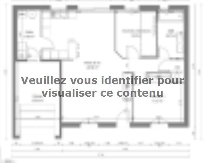 Maison neuve Pocé-sur-Cisse 173000 € * : vignette 1