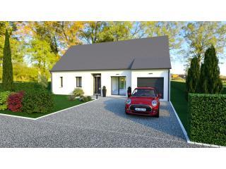 Maison à construire à Pocé-sur-Cisse (37530)