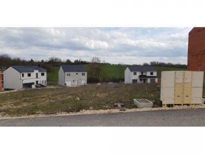 Terrain à vendre  à  Pommérieux (57420)  - 104000 € * : photo 1