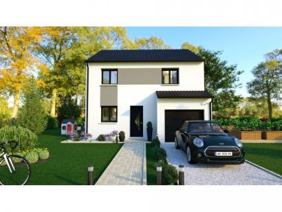 Terrain à vendre  à  Pommérieux (57420)  - 104000 € * : photo 2