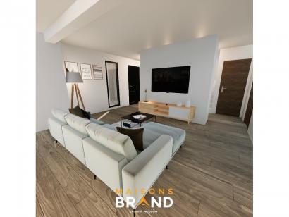 Maison neuve  à  Niederschaeffolsheim (67500)  - 364500 € * : photo 5