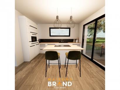 Maison neuve  à  Niederschaeffolsheim (67500)  - 364500 € * : photo 7