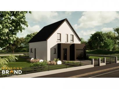 Maison neuve  à  Niederschaeffolsheim (67500)  - 325700 € * : photo 1