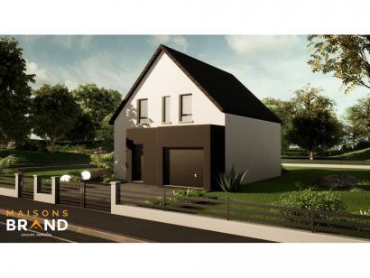 Maison neuve  à  Niederschaeffolsheim (67500)  - 325700 € * : photo 2