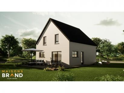 Maison neuve  à  Niederschaeffolsheim (67500)  - 325700 € * : photo 3