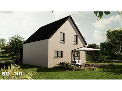 Maison neuve  à  Niederschaeffolsheim (67500)  - 325700 € * : photo 4