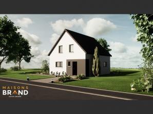 Maison neuve à Niederschaeffolsheim (67500)<span class='prix'> 299500 €</span> 299500