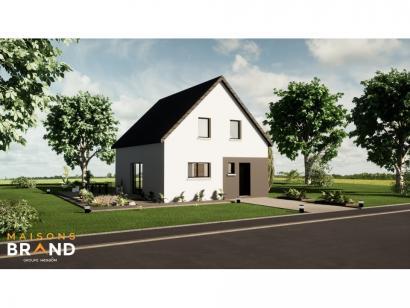 Maison neuve  à  Niederschaeffolsheim (67500)  - 299500 € * : photo 2